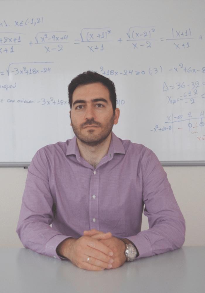 Παρισσίδης Κωνσταντίνος - Μαθηματικός